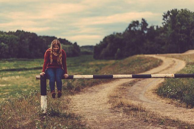 Green Road I Curves I Sun I No Traffic I Relax and Drive I Adventure I Nature I Trip to Mountains I Girl I