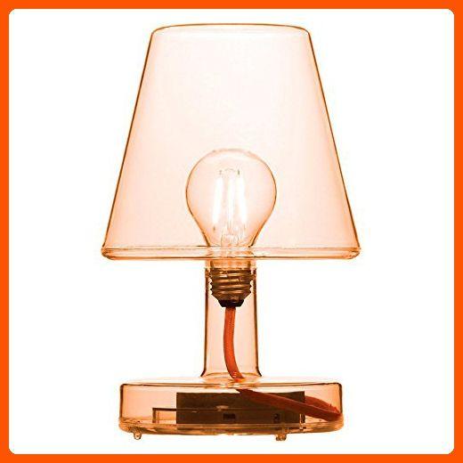 Fatboy Transloetje Orange Fun Stuff And Gift Ideas Amazon Partner Link Table Lamp Lamp Table Lamp Base