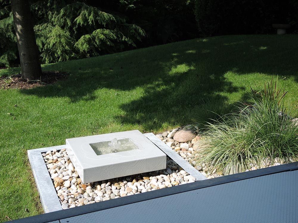 Referenzen Slink Ideen Mit Wasser Wasserspiel Garten Gartenbrunnen Garten