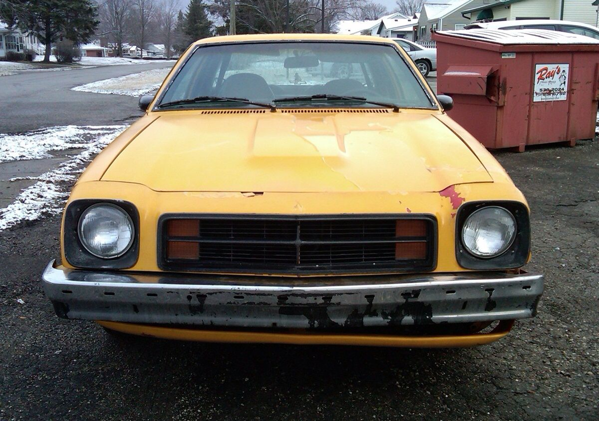 All Chevy 1976 chevrolet monza : My first car. 1976 Chevy Monza Towne Coup. Bought it brand new ...