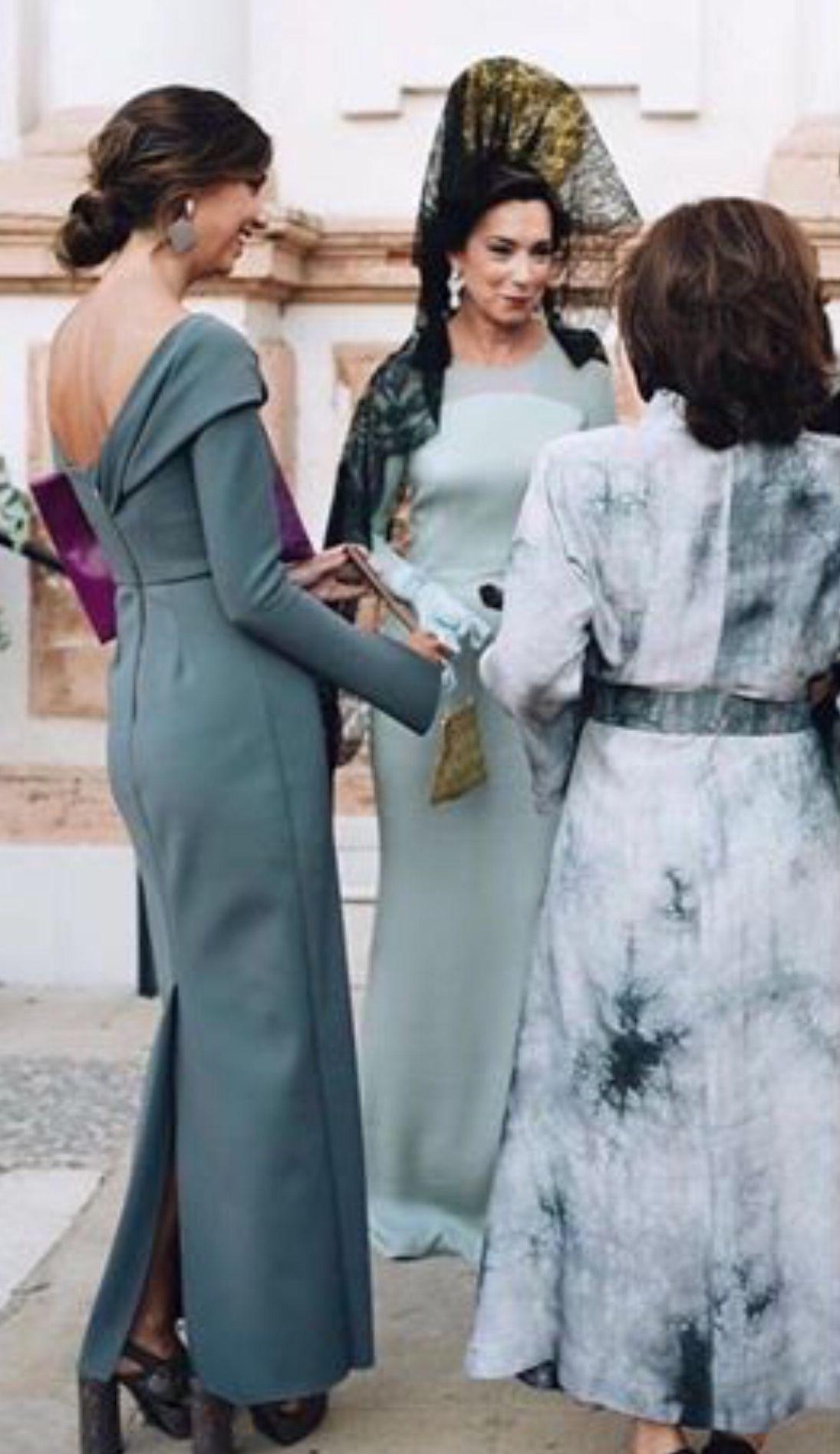 8b6899d567a Madrina, invitada, Fernando Claro   Ceremonia en 2019   Vestido de ...
