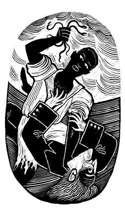Joe McLaren Illustration