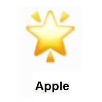 Glowing Star Emoji In 2021 Star Emoji Glow Stars Emoji