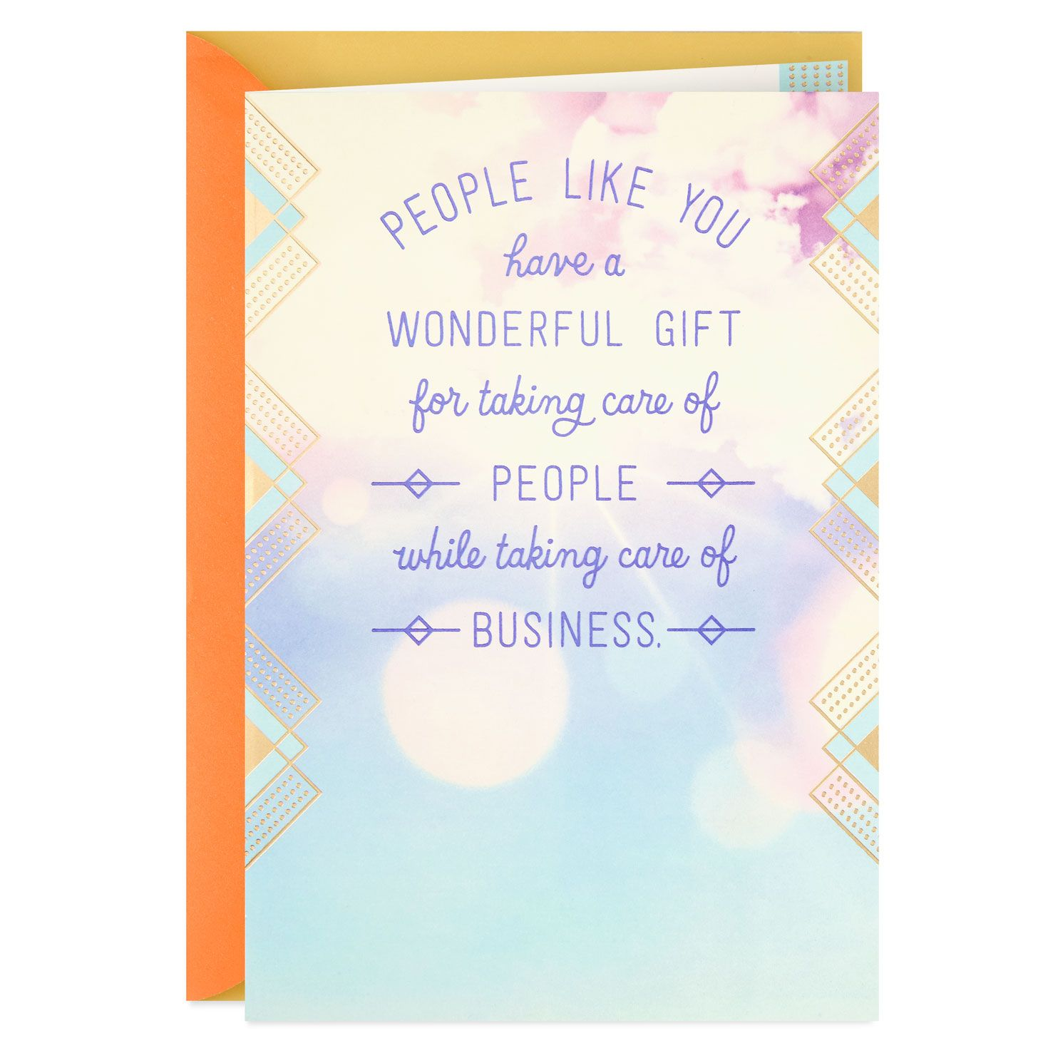 Your Humor and Heart Admin Professionals Day Card in 3  Admin
