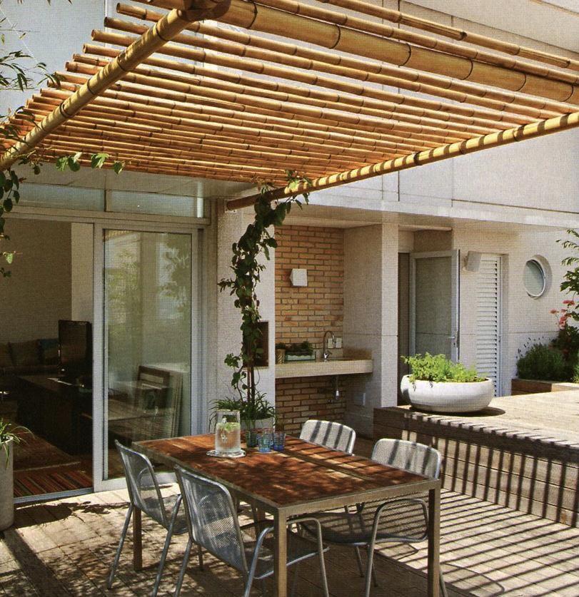 Photo of Pergamino de bambú: ¡más de 60 modelos, fotos e instrucciones! – Nuevos estilos de decoración.