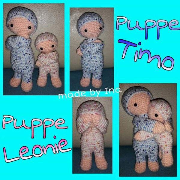 Jetzt gratis eine wunderschöne Puppe / Amigurumi häkeln. Das macht ...