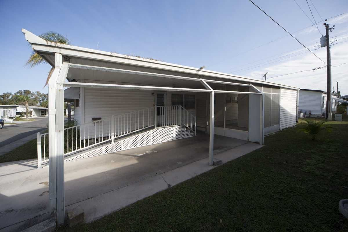 tropicaire mobile manufactured home in dunedin fl via