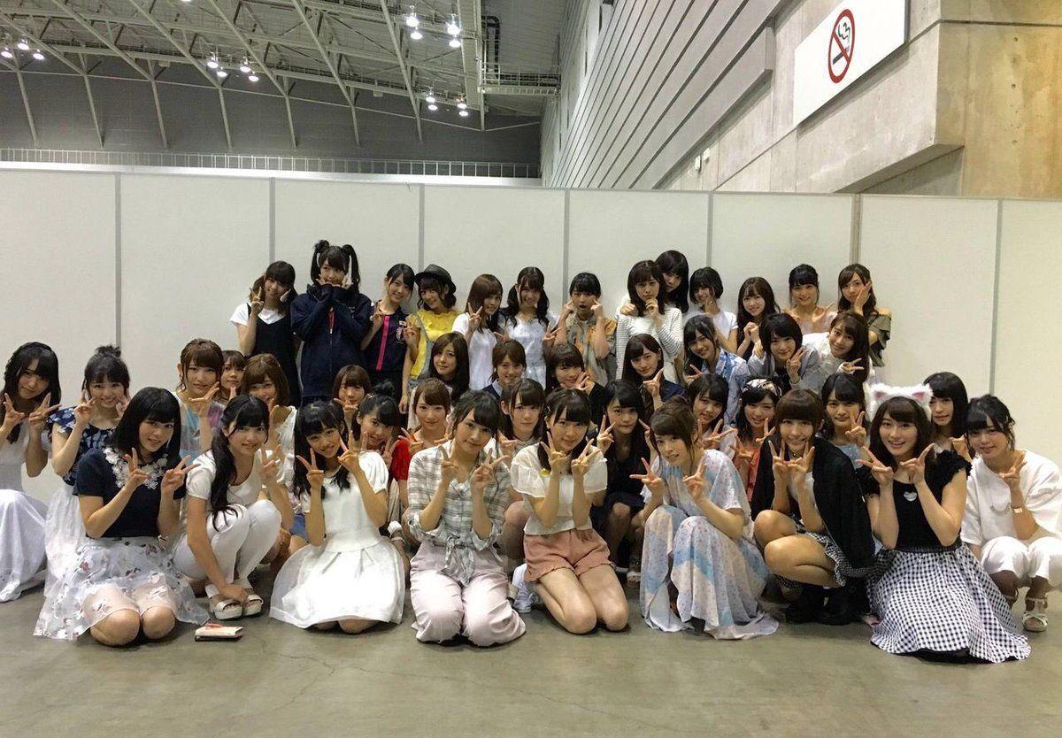 RT @fEQaS2SSLtH6T4P 乃木坂、欅坂箱推しです! バナナマン大好きです!
