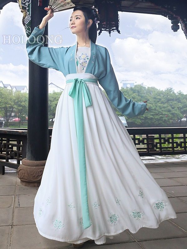 db19302f9 Tops Traditional chinese clothing Skirt Orient asian clothes Women Hanfu  Dresses