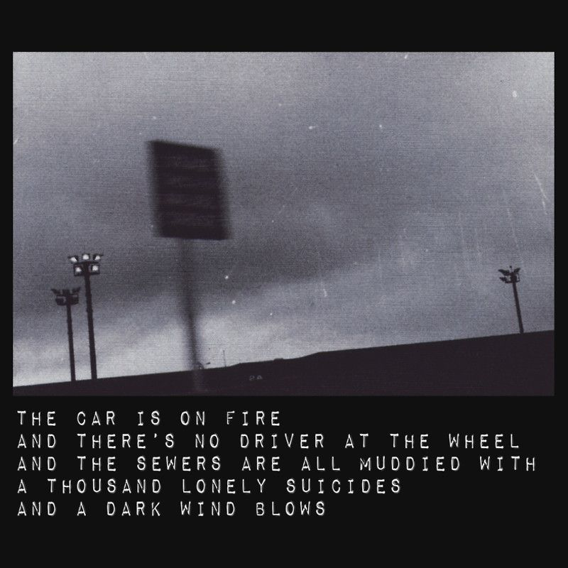 The Dead Flag Blues Godspeed You Black Emperor Aesthetic Collage Black Aesthetic Box Art