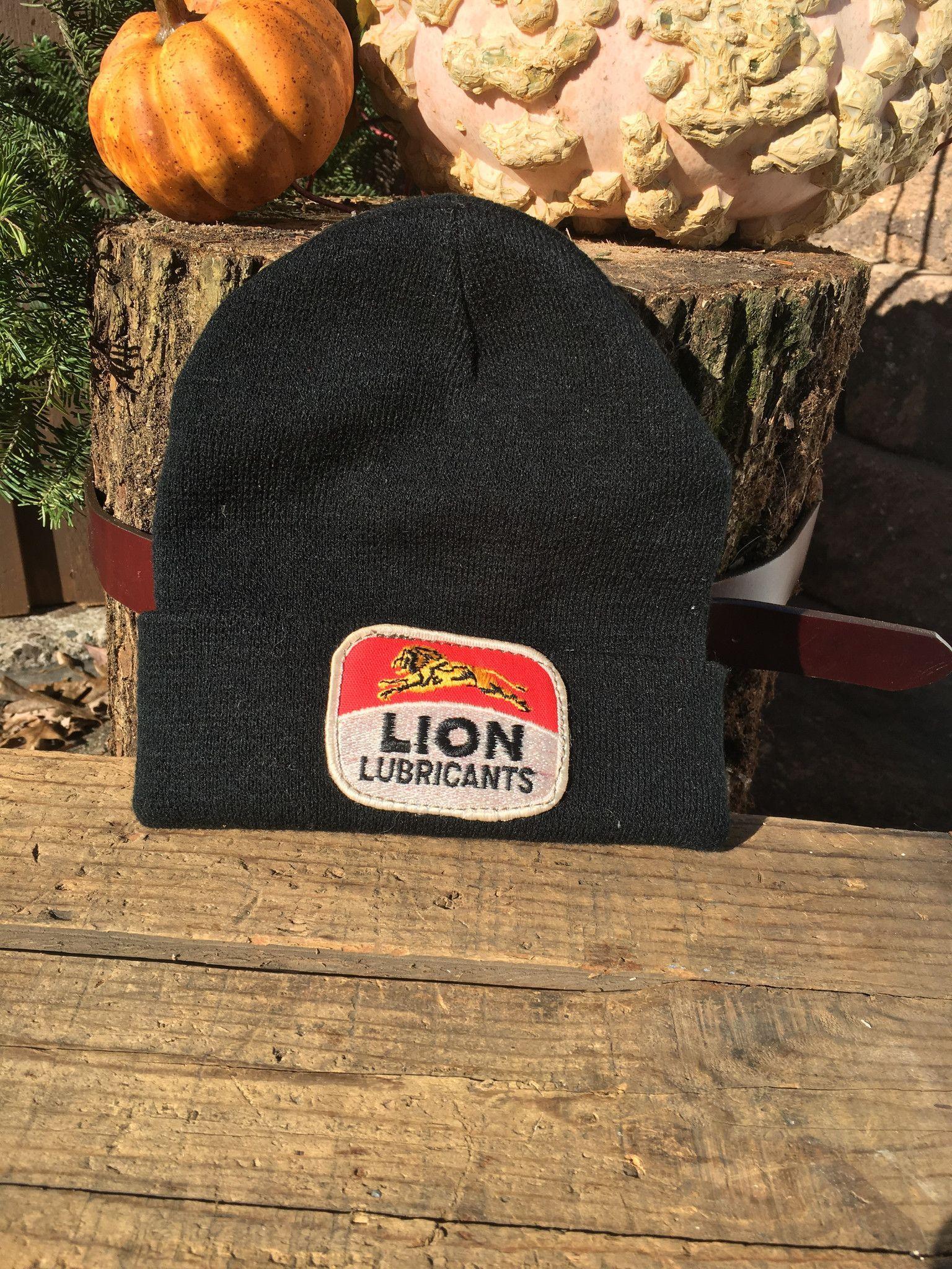 Lion Oil Stocking Cap