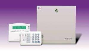 Ge Caddx Nx 6 8 Zone Control Panel By Ge Caddx 55 27 The Networx Nx 6 Is A Full Featured Mid Sized Securit Security System Control Panel Security