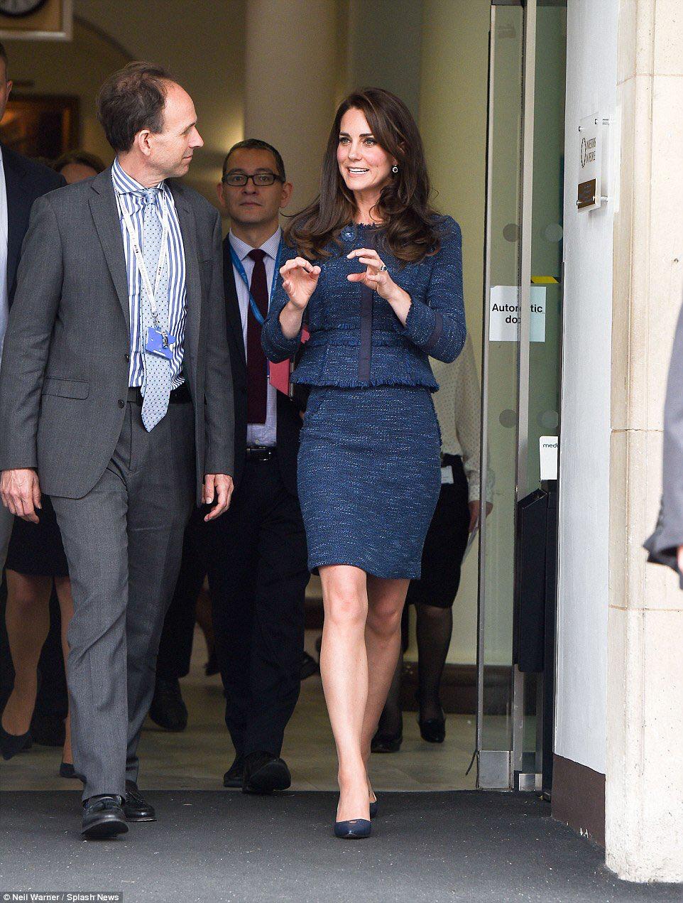Duchess Of Cambridge Surprises London Bridge Attack Survivors