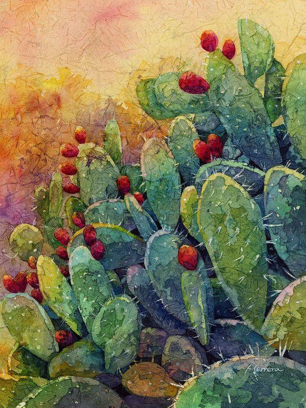 Photo of Desert Gems 2 Art Print by Hailey E Herrera