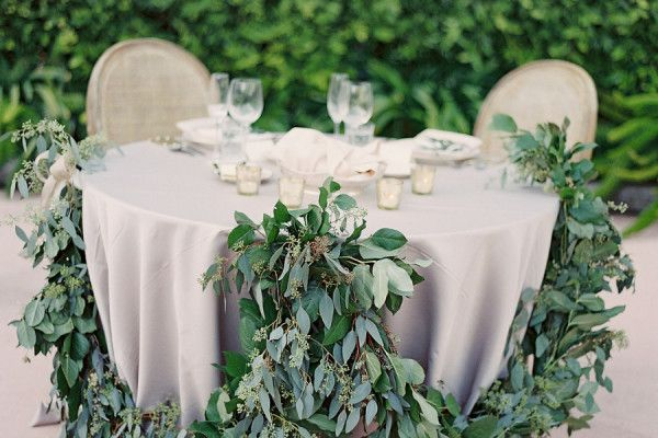 15 Gorgeous Sweetheart Table Ideas