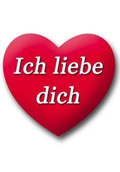 Ich liebe Dich                                                          Ich lieb... #ichliebedich