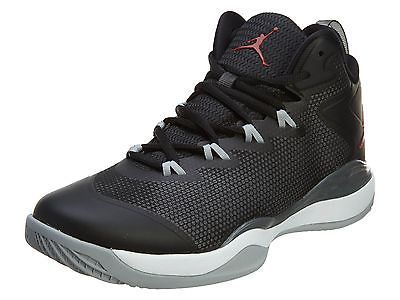e0a11096c22 Nike Jordan Super.Fly 3 Gs Big Kids 684936-005 Black Basketball Shoes Size 6