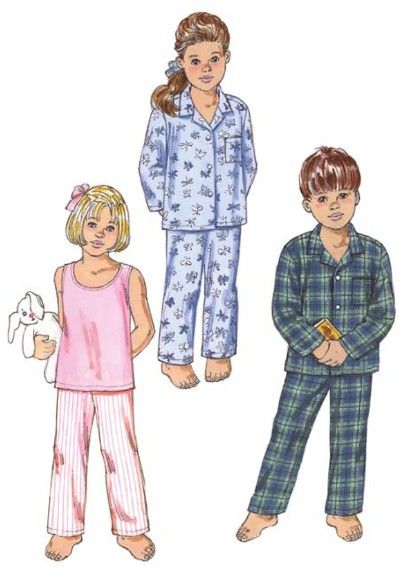 The Children\'s Corner Store - Kwik Sew Patterns - Sewing and ...