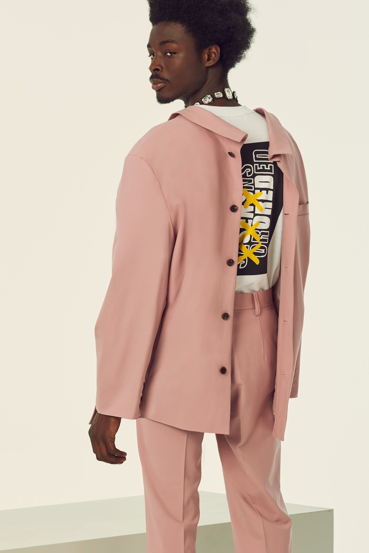 Ambush spring menswear fashion show mvi pinterest fashion