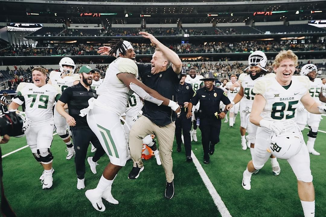 THE BEARS ARE GOING BOWLING, Y'ALL!!!! 🐻🏈🎉 Baylor