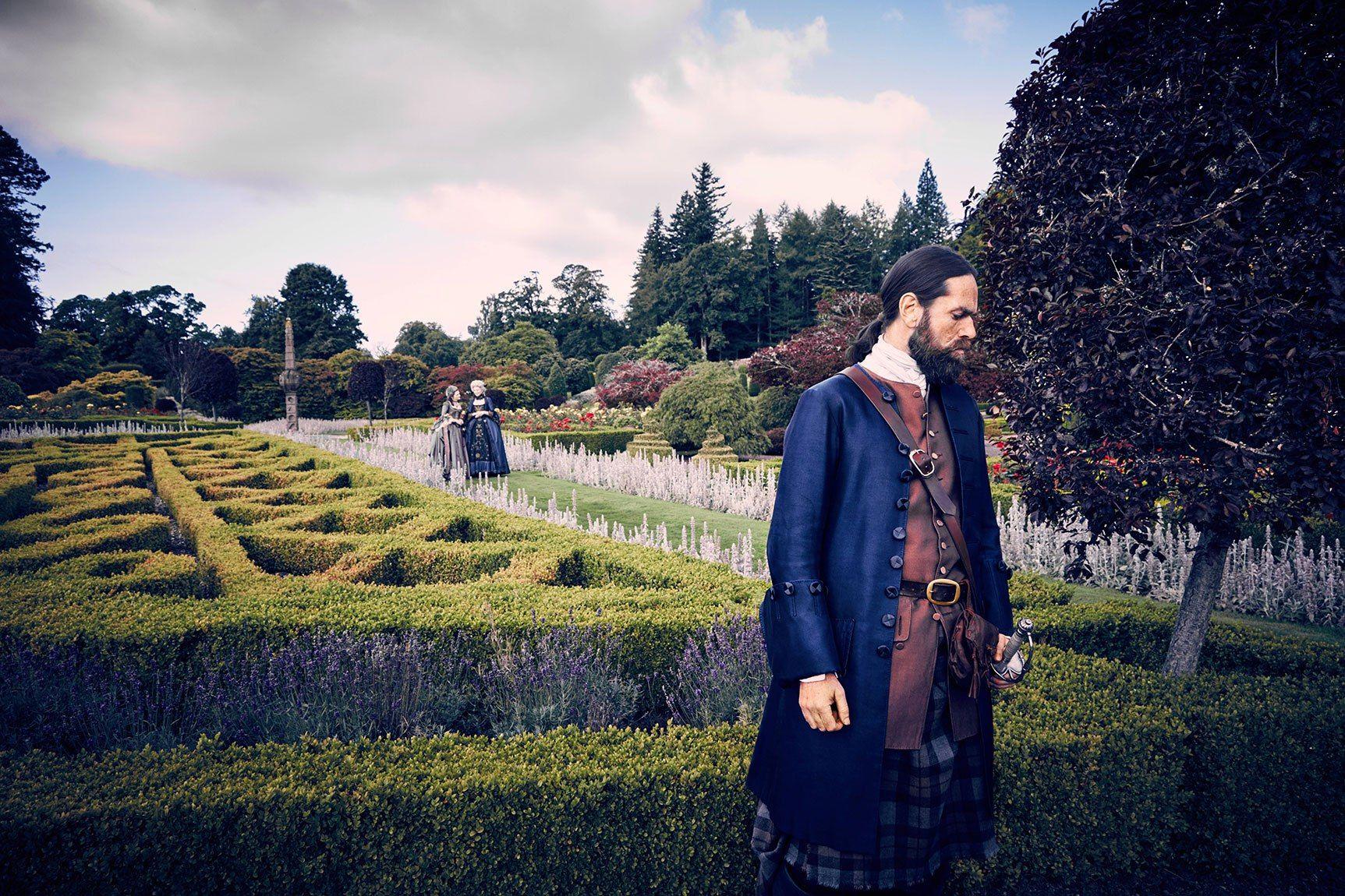 *New* Stills of the Outlander Cast from Season 2 | Outlander Online