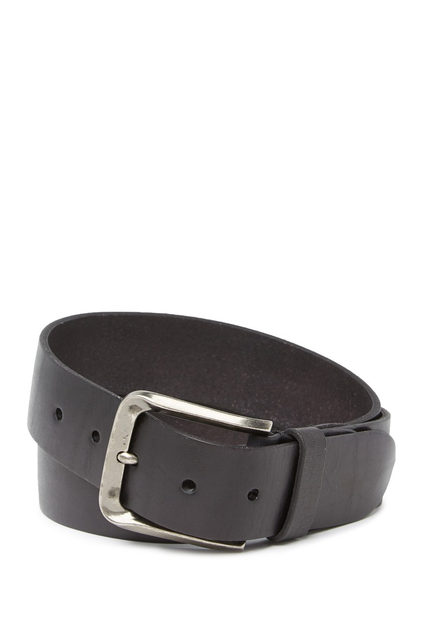 John Varvatos Star USA | 40mm Stroke Stain Vintage Calf Leather Belt #nordstromrack