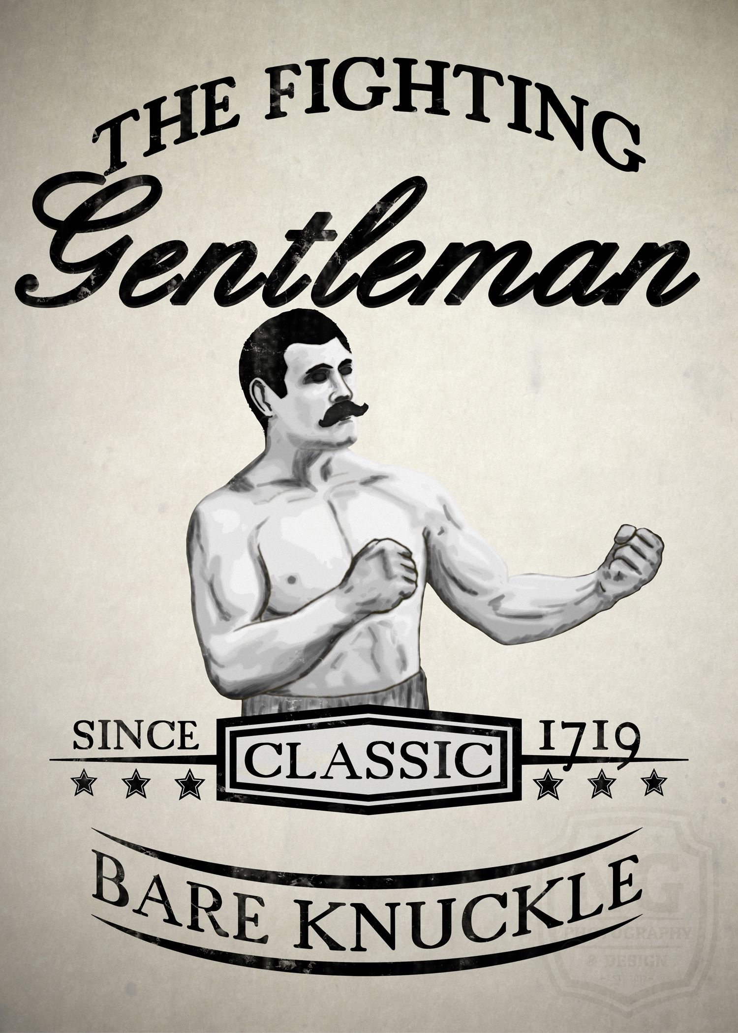 Boxing Vintage Posters