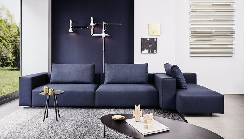 DOMINO SOFA By MONTIS Available At Haute Living