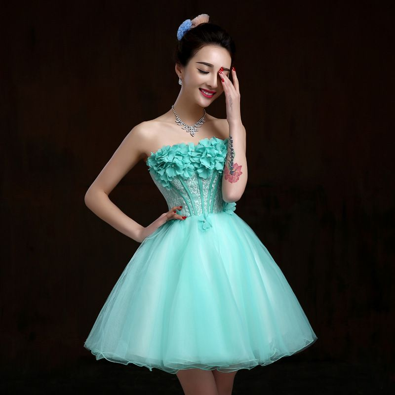 Mini Ball Gown
