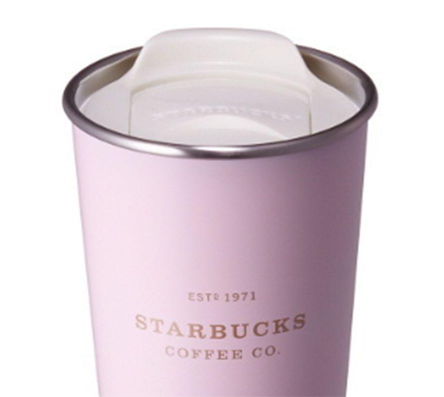 Starbucks Korea 2019 Cherry blossom ss dw to go tumbler 473ml Stopper Tracking