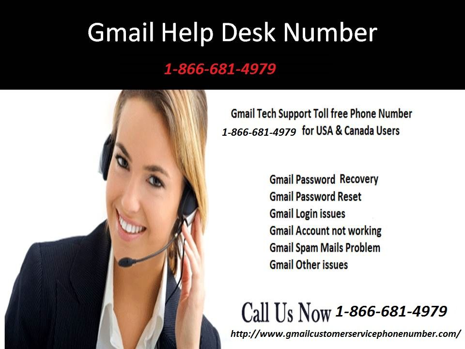 You can Call to our Gmail Technical Support tollfree