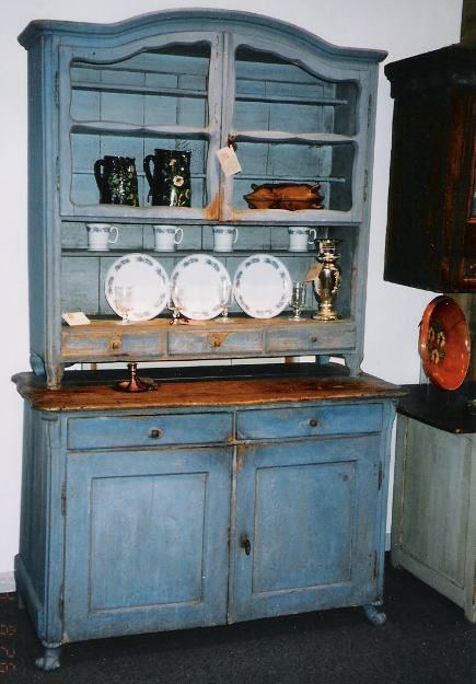 1000+ Images About Kitchen Hutch On Pinterest | Painted Hutch, Dining Room  Hutch And Rococo