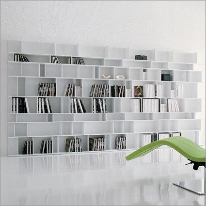cattelan italia wally tall 1050 modular bookcase | bookcase | cattelan italia | contemporary furniture