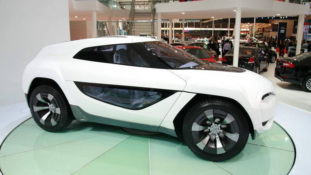 Changan Motors E301 Crossover Concept Cars Chang An Concept