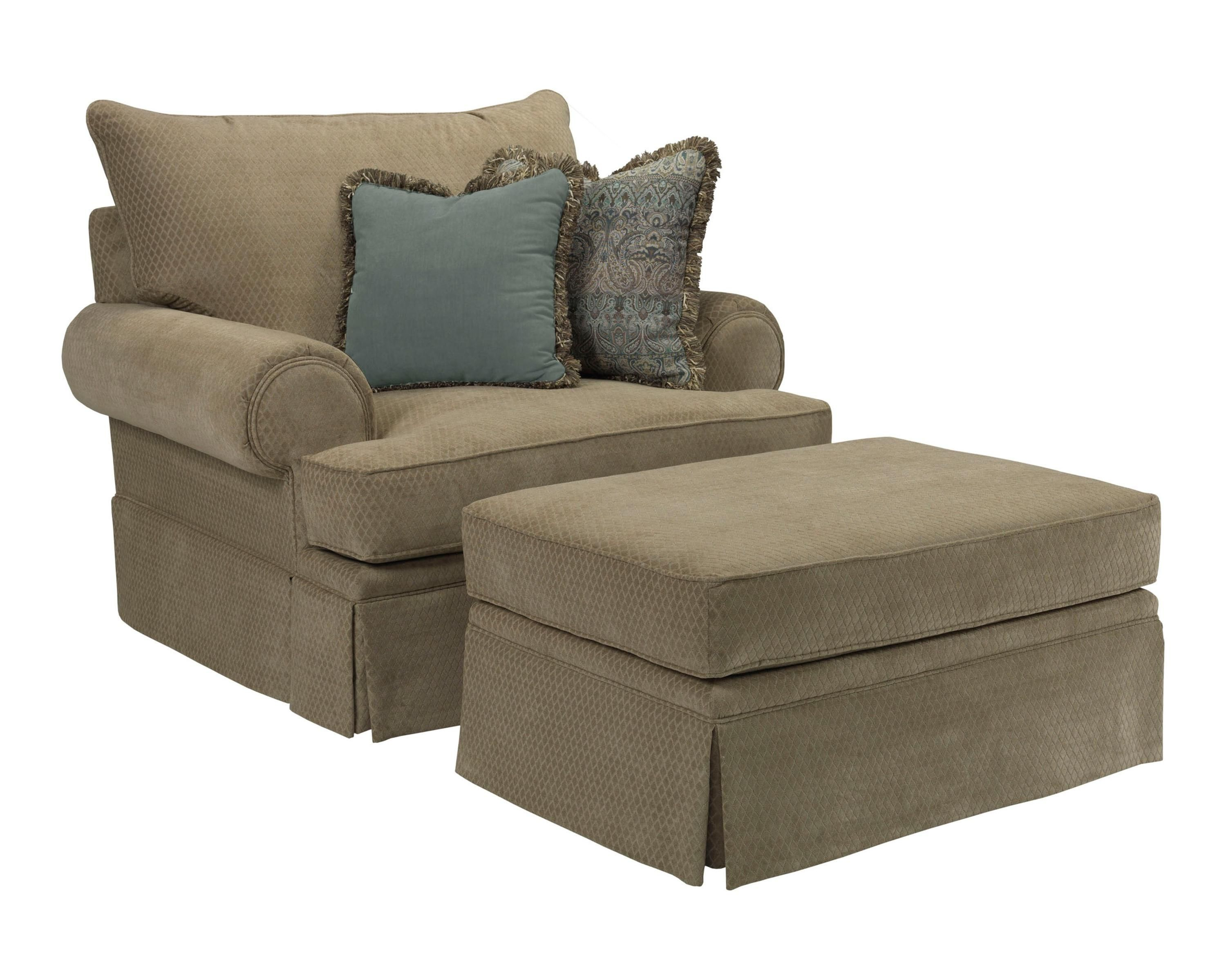 Helena Chair And A Half And Ottoman Set By Broyhill Furniture For The Home Pinterest