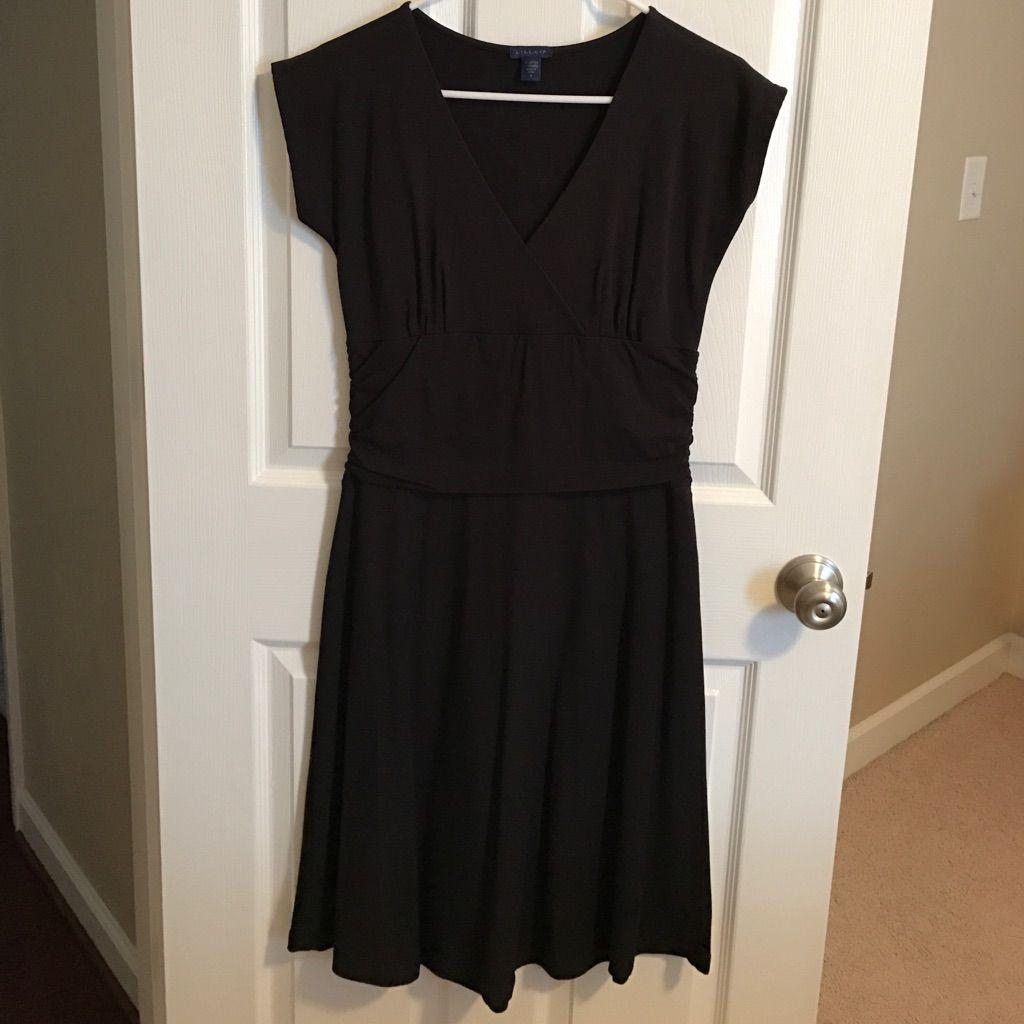 Lilla P Fit & Flare Midi Dress - Size S