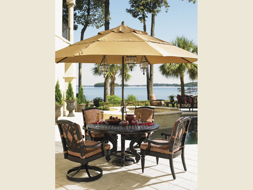 Outdoor Living Brands : Tommy Bahama Outdoor Living, Kingstown Sedona Table ...