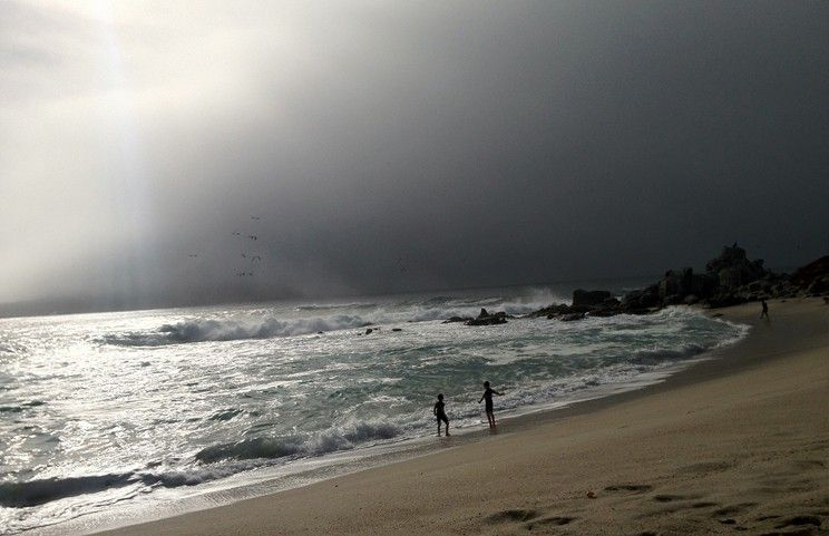 Weather – Carmel by the Sea, CA – I try* to never complain about bad weather when traveling.