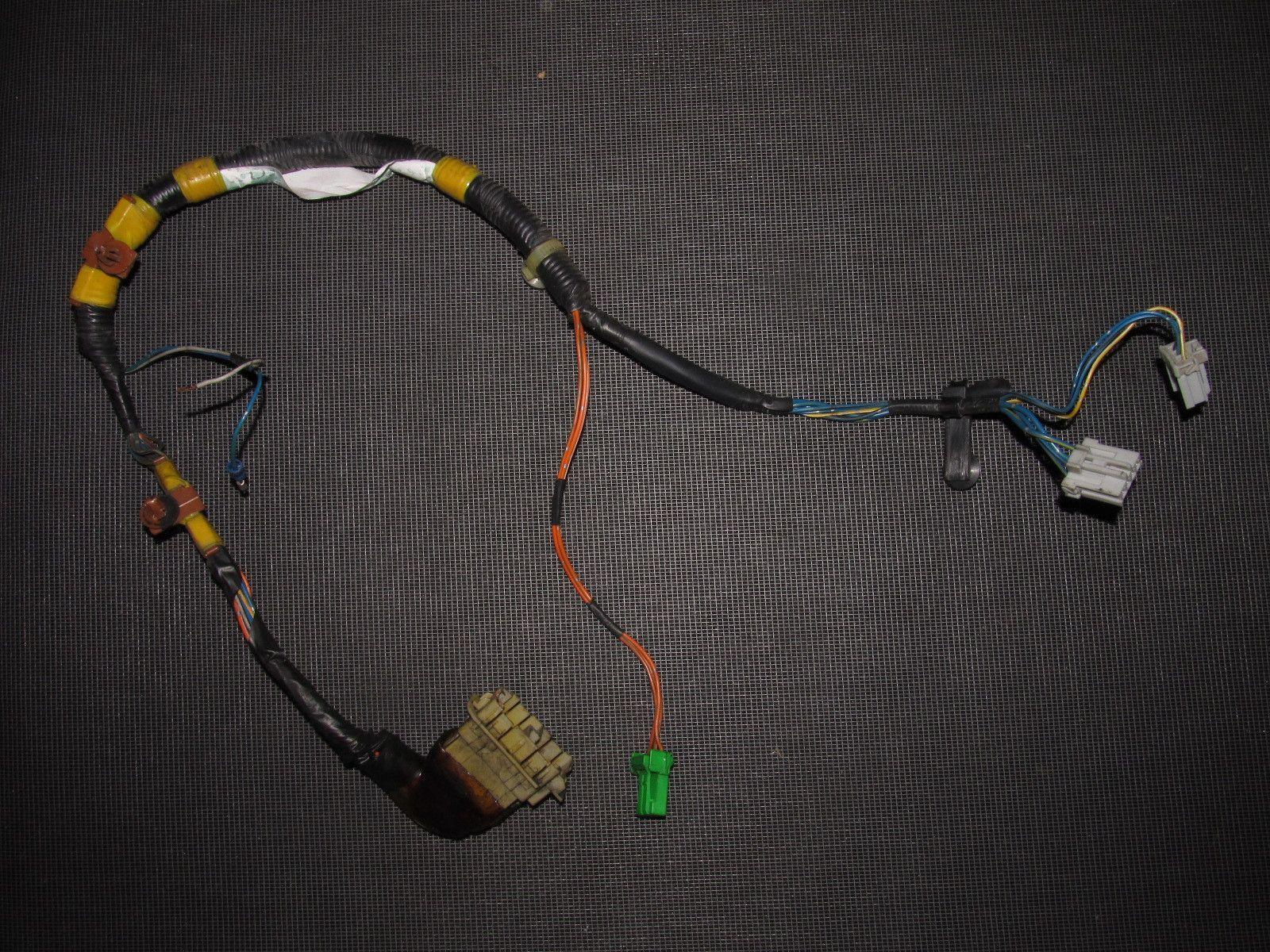 Honda Del Sol 95 Wiring Harness Electrical Diagrams 93 94 Oem Interior Fuse Box Autopartone 96 97 Door Right