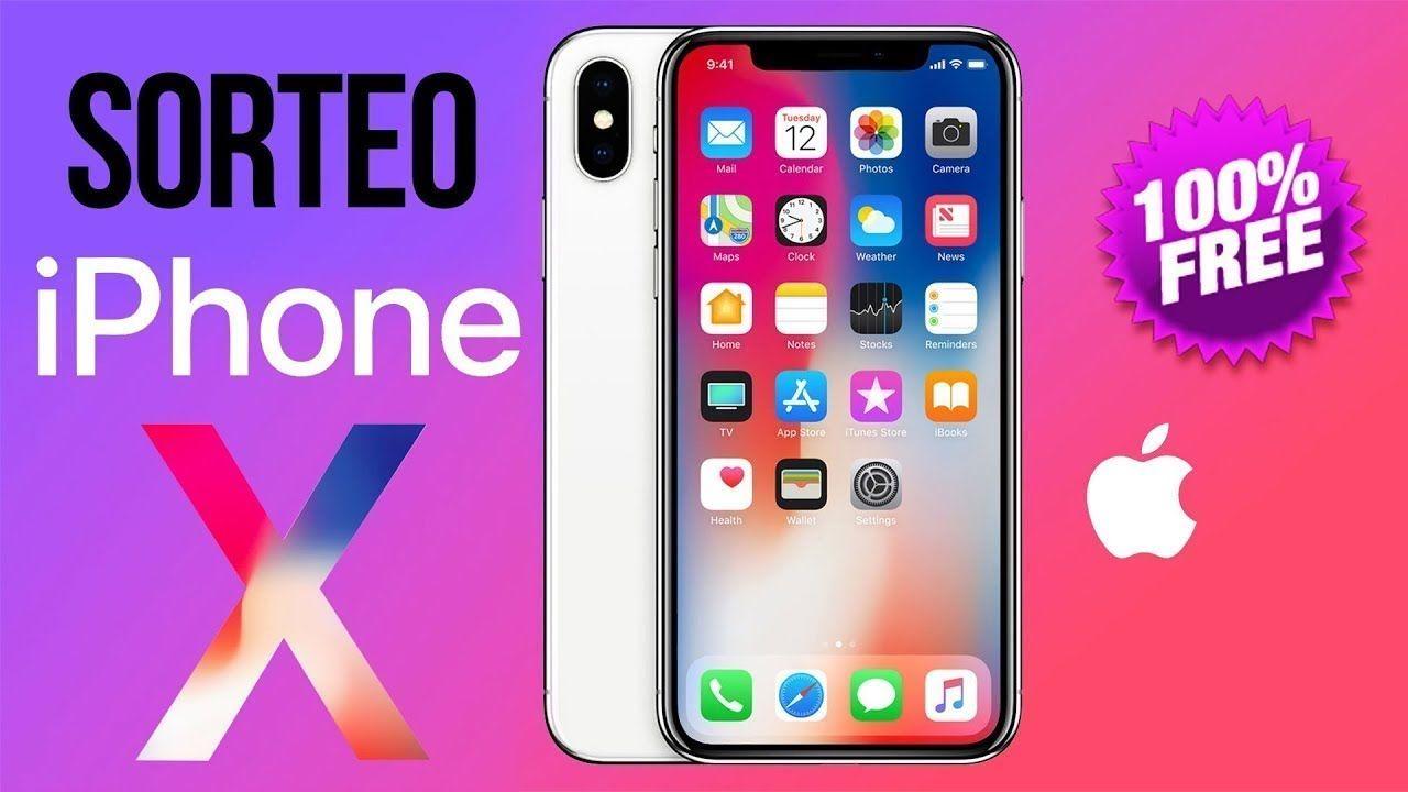 1216b4bbfa8 SORTEO IPHONE X! PARA TODO EL MUNDO!!! (ByLarry) | iphone en 2019 ...