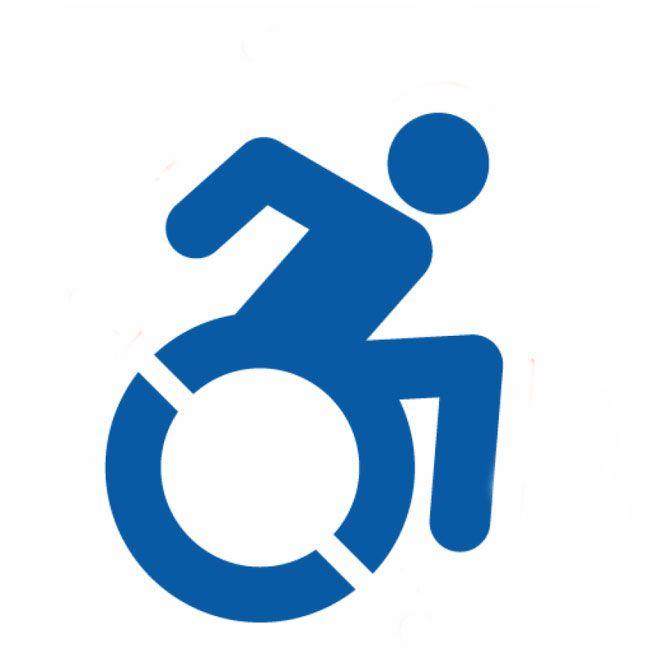 """Risultato immagini per logo disabili"""""""
