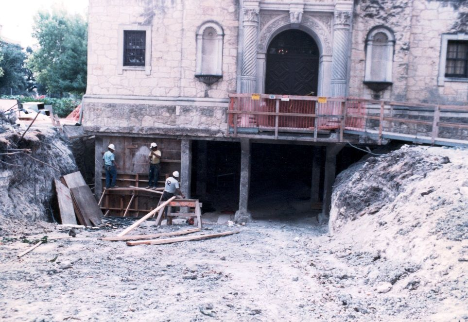 Old Pictures of the Alamo | The Alamo Sales Museum & Gift ...