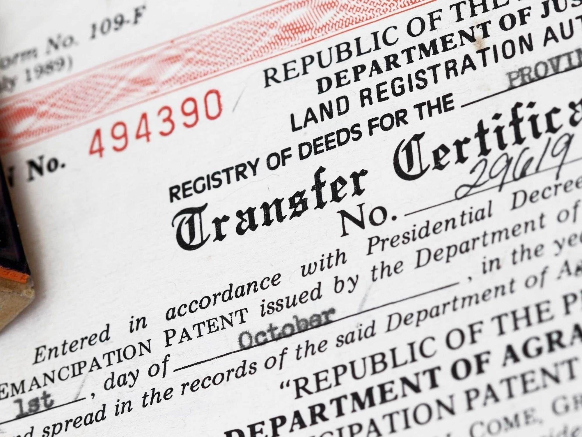Title Insurance UHM Title insurance, Real estate news