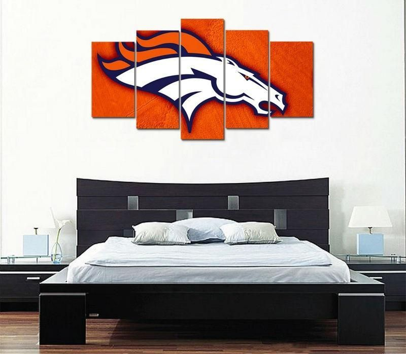 Denver Broncos Wall Art #canvas #wall #sport #college #nfl #football ...