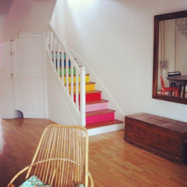 Escalier Maison Inspirant Au Paradis