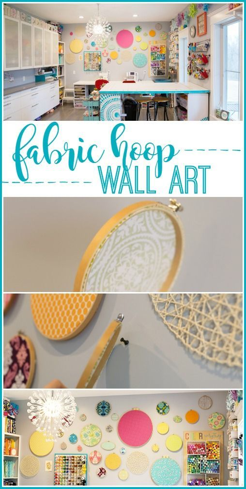 Fabric Hoop Wall Decor | Pinterest | Bee crafts, Wall decor and Bees
