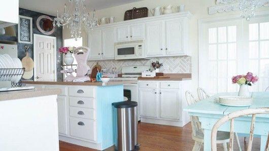 Perfect A DIY Stenciled Kitchen Backsplash Using The Herringbone Brick Allover  Stencil. Http://