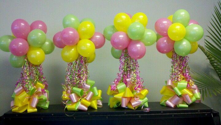 Sweet 16 PARTY 16 Pinterest Globo, Decoración con globos y 15 años