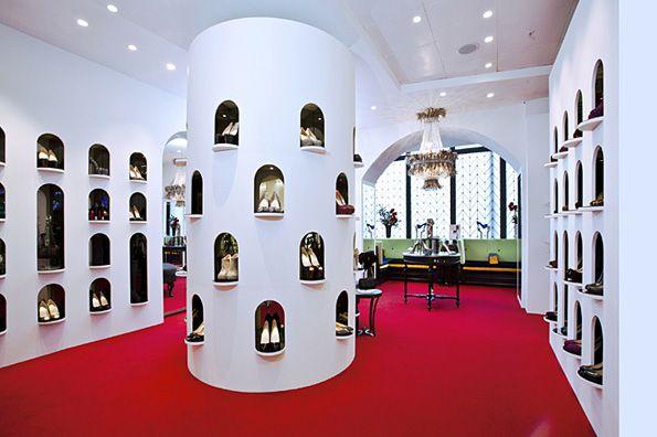 christian louboutin shoe shop london