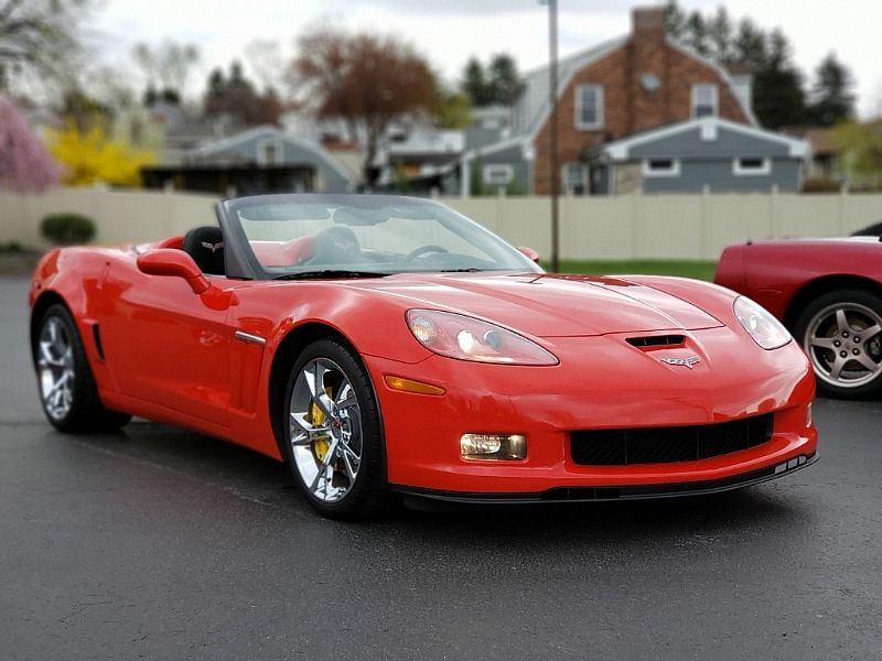2012 Corvette Convertible for sale Pennsylvania 2012